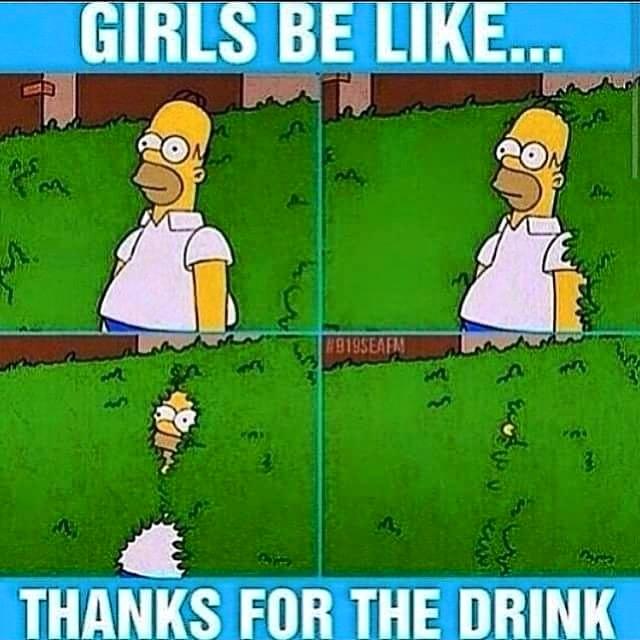 Homer Simpson Wedding Quotes: Homer Simpson Girls Be Like .... Meme