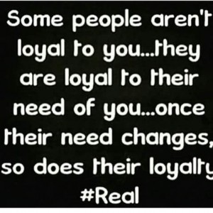 Loyalty Quoute