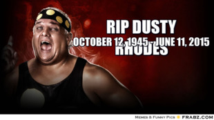 dusty rhodes archives