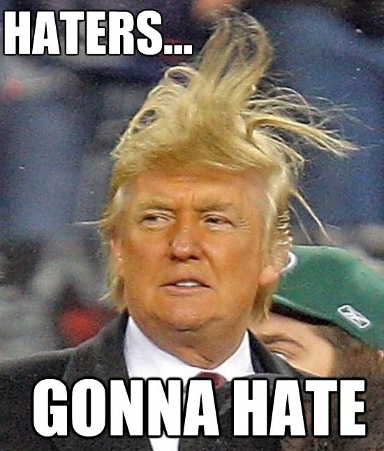 Donald Trump Presidential Memes