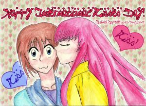 happy_international_kisses_day__by_hikaribibii-d6274ce